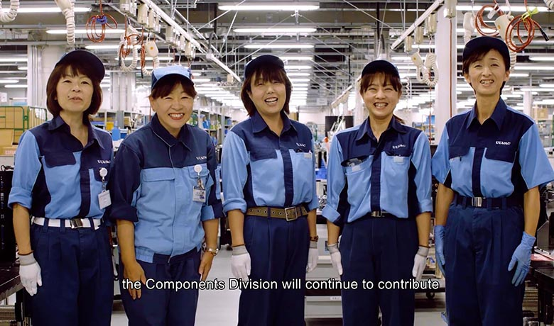 ULVAC - Components Business Introduction