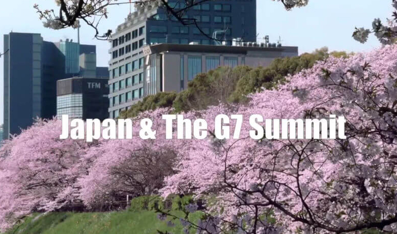 Japan & The G7 Summit - Japan Airlines, Pasona Group & Solar Frontier